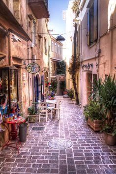 Chania - Greece (by Radu Micu)