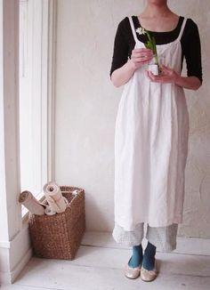 Pattern/No.48 Camisole Dress No.48 キャミソールドレス型紙