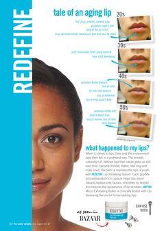 Rodan and Fields lip treatment