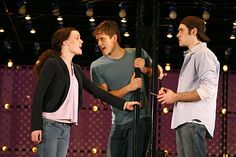 """Next to normal """"Superboy and the Invisiable Girl"""""""