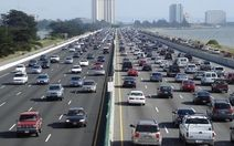 Does driving in heavy traffic bother you?