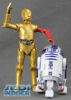 """Black Series 6"""" Force Awakens C-3PO Figure Video Review & Images #StarWars"""