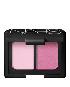Same longwearing crease resistant formula as the Nars Single Eyeshadow, in a series of uniquely paired color combinations. Worn together or alone, all eyeshadows can be applied sheer or built up for a
