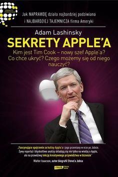 Sekrety Apple'a - Adam Lashinsky