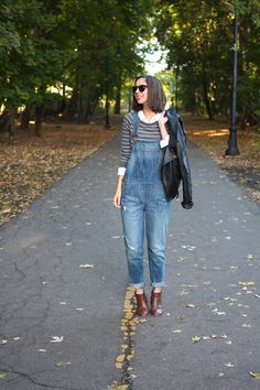 FALL OVERALL — HollyDolly