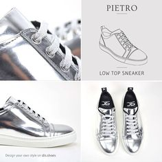 #ladis #shoes #classy #streetstyle #moodboard #trend #madeinitaly #glamour #åccessories #sneakers #golden #silver #white #blackandwhite #red #allwhite #look #outfit #ss16 Italian Shoes, Brand Board, Amy, Branding, Sneakers, Design, Fashion, Tennis, Moda