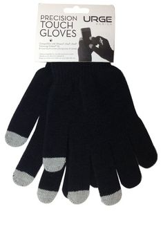 Precision Touch Gloves for Touchscreen Tablets and Touchscreen Phones Black  http://r.ebay.com/IKgM3t #Gloves up For Auction 9.99 start bid