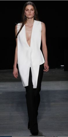 Narciso Rodriguez Fall 2016 RTW