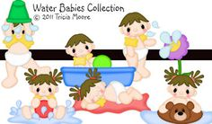 Water Babies Collection