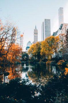 Central Park, N.Y.C.