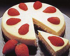 Sour Cream Cheesecake Recipe | PHILADELPHIA