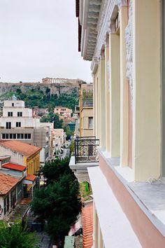 EMPORIKON ATHENS BOUTIQUE HOTEL Travel Around The World, Around The Worlds, Athens Hotel, Greece Hotels, Luxury Travel, Travel Style, Adventure Time, Exploring, The Neighbourhood