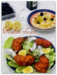Kachuss Delights: Tandoori Chicken