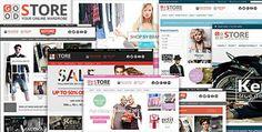 15 Best Responsive eCommerce WordPress Themes