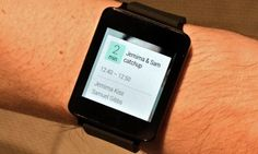 cool Google smartwatches review: LG G Watch, Samsung Gear Live and Android Wear