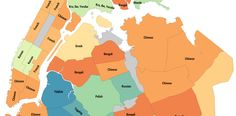 Here's The Most Commonly Spoken Language In Every New York Neighborhood That Isn't English Or Spanish