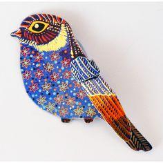 Bird Brooch, Buy Unique Gifts From CultureLabel.com