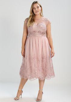 75c4d397b1 Chi Chi London Curvy MERILEE - Sukienka koktajlowa Miss Selfridge