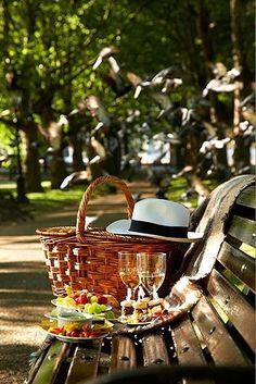 La Vie Est Belle: Romantic Picnic