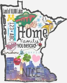 Minnesota Love, minus the Vikings :) Minnesota Home, Minnesota Vikings, Stillwater Minnesota, Nfl Vikings, Feeling Minnesota, Minneapolis Minnesota, Twin Cities, Where The Heart Is, Oh The Places You'll Go
