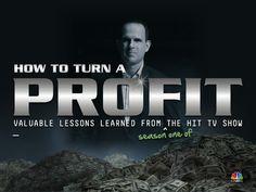 6 Valuable Lessons on How to Turn a Profit - @Carissa Cox @marcuslemonis #TheProfit by EMPOWERED PRESENTATIONS! | Design | Workshops | Training via slideshare