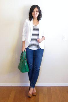 Stripes and Blazers