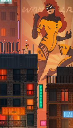 some waneella's pixel art http://waneella.tumblr.com/