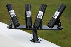 From 1 rod holder to 4....just like that?!? That's freaking awesome!