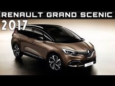 2017 Renault Grand Scenic - interior Exterior - YouTube