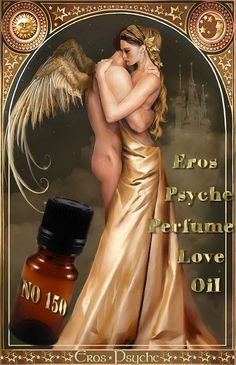No 150 Eros & Psyche love oilRitual Perfume by truewishes on Etsy, $19.99