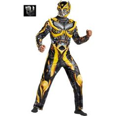 Bumblebee Deluxe Costume for Adults