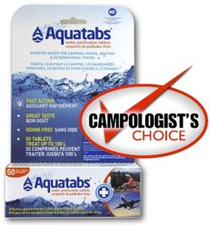 aquatabs® are used to treat over 10 billion gallons of water every year. aquatabs® effervescent tablets are effective against giardia cysts, bacteria and viruses. aquatabs® can be used in emergency and disaster situations. aquatabs® are used by the world Water Purification Tablets, Camping And Hiking, Hiking Gear, Camping Gear, Backpacking Gear, Purifier, Packing List For Travel, Water Treatment, Filter