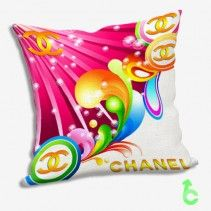 Chanel Fresh Color Down Pillow Cases