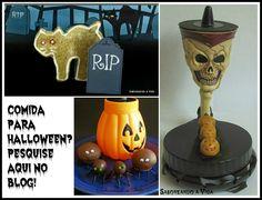 Comidas e idéias para o Halloween? http://saborear-saboreandoavida.blogspot.com.br/