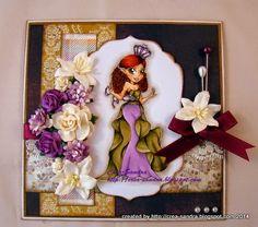 Lillith gemaakt door Sandra