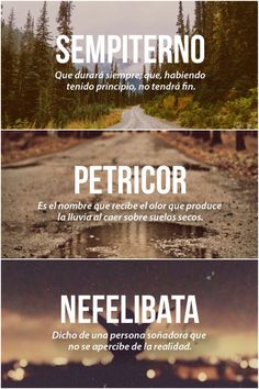 Palabras Cute Words, Weird Words, Pretty Words, New Words, Beautiful Words, Sweet Words, Spanish Words, Spanish Quotes, Unusual Words