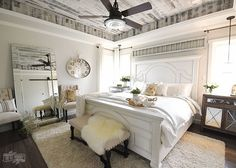 French Country Master Bedroom Designs modern french country farmhouse master bedroom design | master