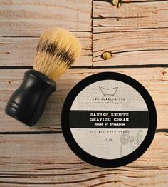 Classic Shaving Cream by The Soaking Tub on Scoutmob Shoppe