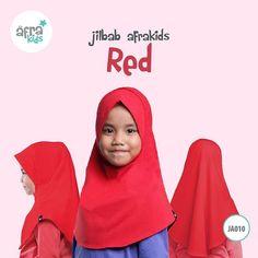 Jilbab Afrakids.  Berbahan cotton spandex single knitting (gramasi 170-190 gr/m²)  Saat ini, ada 11 pilihan warna yang colorful untuk anak-anak. Sehingga mereka terlihat lebih ceria dan juga salihah 😊  .  Spesifikasi harga (rekomendasi untuk pulau jawa) :  S : Rp 57.000  M : Rp 57.000  L : Rp 63.000  XL : Rp 63.000  .  Yuk, dapatkan sekarang juga di Agen atau Reseller Afrakids terdekat di kotamu! 😊 #AfrakidsGirlSeries Stylish Hijab, Casual Hijab Outfit, Casual Outfits, New Hijab Style, Style Hijab Simple, Hijab Prom Dress, Hijab Gown, Cara Hijab, Black Hijab