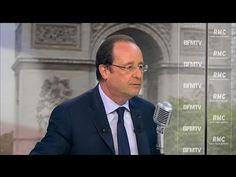 Hollande place la baisse du chômage au-dessus de sa réélection en 2017 -...
