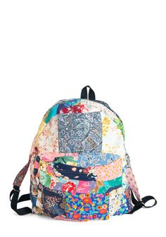 Patchwork It, Girl Backpack