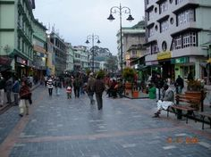 Gangtok - the most beautiful indian city i have seen..the only other city i wud love to live apart from mumbai