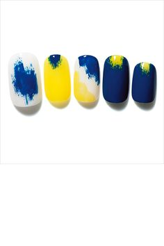 Discover the 10 most popular nail polish colors of all time! - My Nails How To Do Nails, My Nails, Nail Art Inspiration, Uñas Diy, Yellow Nails, Nagel Gel, Beautiful Nail Designs, Nail Decorations, Nail Polish Colors