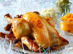 Source by jolie_noel_time Our special turkey and capon recipes for Christmas, - Capon Recipe, Buffet, New Years Dinner, Chicken Pesto Recipes, Paleo Thanksgiving, Good Food, Yummy Food, Xmas Food, Dinner Menu