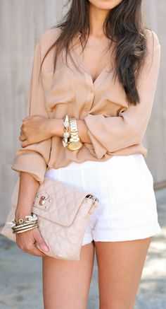 ♔ Keep it neutral