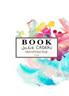 English Portfolio Julie CADEAU  Product Design