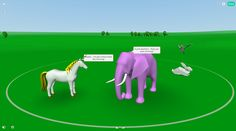 A superb platform for creating 3D virtual reality environments to view on your mobile device. Choose from the bank of 3D models or upload/search for your own. You can create sequential scenes like a presentation which is great for story writing or even teaching. Create virtual museums or even a digital class display of pupil's work to share with parents.