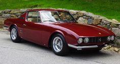 Ferrari 330 GT Michelotti Coupe