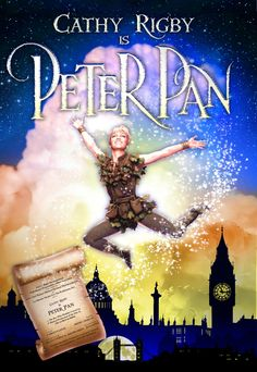 Peter Pan by Broadway San Diego. ThingLink Touch Photo.
