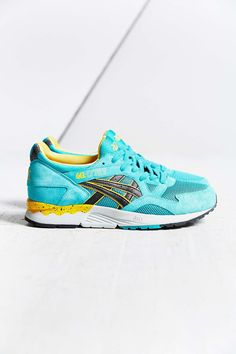 864c9daa6678 Asics GEL-Lyte V Running Sneaker Laufende Turnschuhe